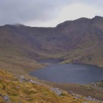 Coomloughra, MacGillycuddys Reeks, County Kerry