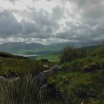 Hillwalking at Brandon Mountain, Dingle Peninsula, County Kerry