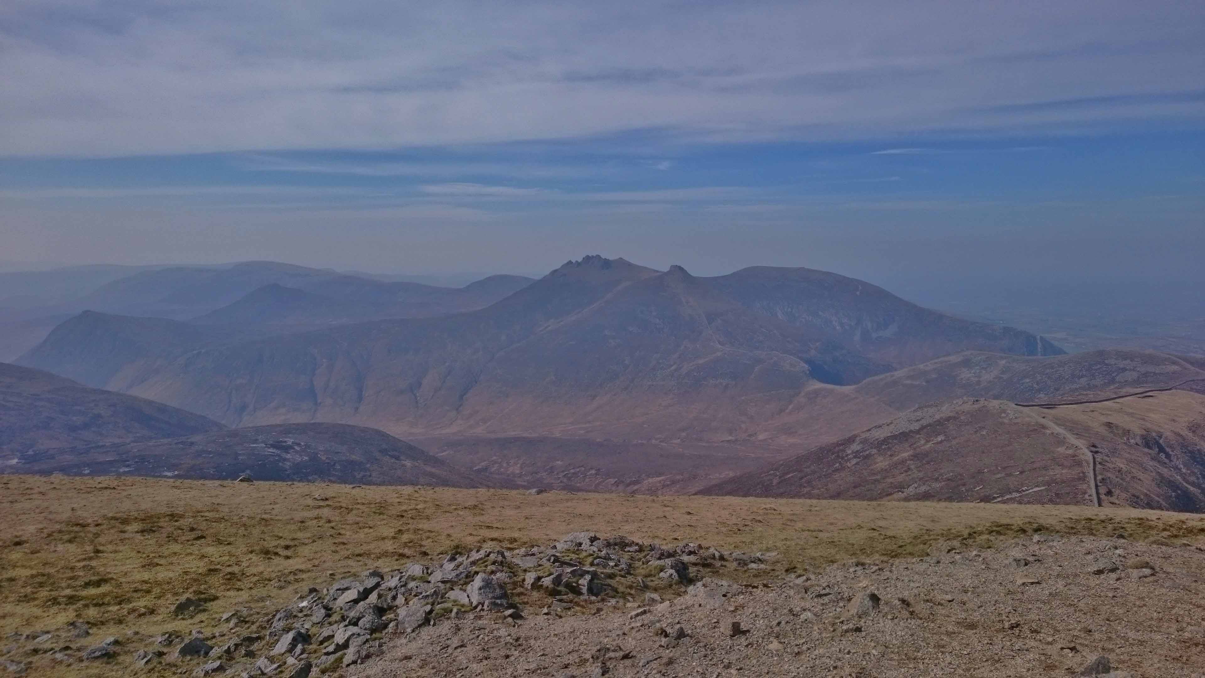 The Majestic Mournes